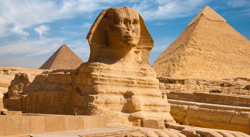 Egypt Pharaohs Land