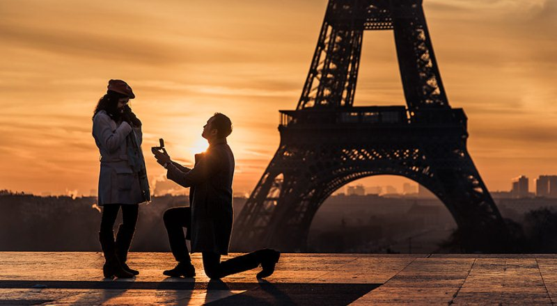 Paris – Breathtaking Romance Forever