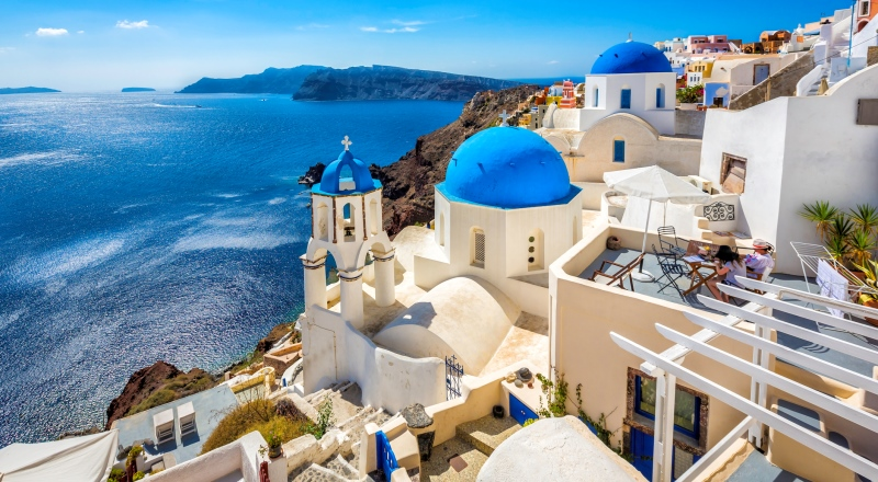Instaworthy Places – Come To Santorini Greece