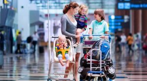 Travelling With a Child Under 5 Years of Age?